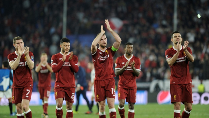 Liverpool not mentally weak despite Sevilla surrender: Klopp
