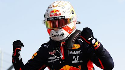 On This Day in 2016: Max Verstappen becomes Formula One's youngest winner