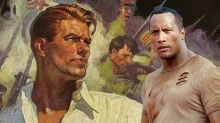 Confirmed: The Rock Is Doc Savage