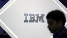 IBM revenue misses on weakness in its biggest unit; shares fall 5%