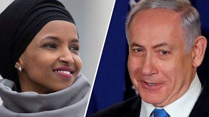 Rep. Omar says it is about one Benjamin: Netanyahu