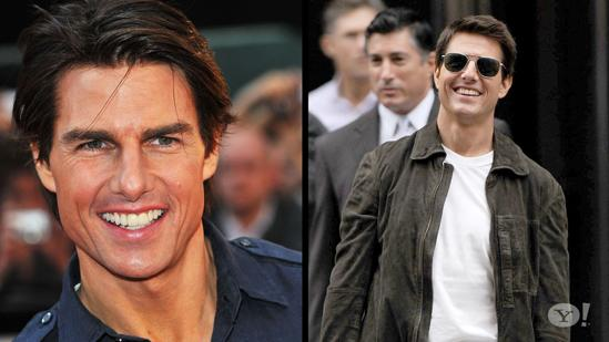 Tom Cruise's Favorite Character Name