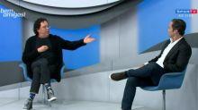 Com Caio contaminado, Casagrande e Cléber Machado fazem teste de Covid-19 na Globo