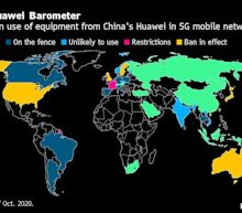 Huawei Outhustles Trump by Stockpiling Chips Needed for China 5G