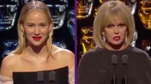 ¿Fue maleducada Jennifer Lawrence en los premios BAFTA?