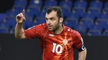 Goran Pandev: leader of a nation, not just the North Macedonia team