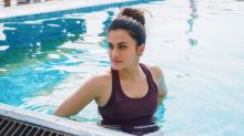 Taapsee Pannu Shares Kangana Ranaut's Video From 2010 And Mocks Her Different Stand On Nepotism!