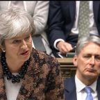 May Outlines Plan to Secure Parliamentary Consensus on Brexit