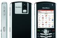 BlackBerry Pearl coming soon on Vodafone