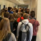 9 people test positive for coronavirus at Georgia school that went viral for crowded photo