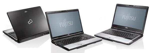 Fujitsu outs a trio of similar looking Lifebooks that carry Ivy Bridge over troubled waters