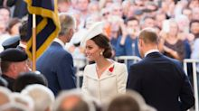 Kate Middleton Repeats Alexander McQueen Dress
