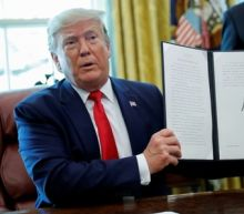 Trump imposes new U.S. sanctions on Iran's supreme leader, other top officials