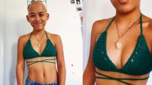 People Are Making Their Own Crochet Bikinis This Summer