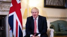 UK PM Johnson promises Ukraine to counter Russia's 'malign influence'