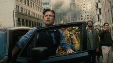 Why Ben Affleck preferred filming 'Batman v Superman' to 'Justice League'