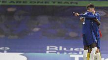 Triplete de Havertz da triunfo a Chelsea en Copa de Liga