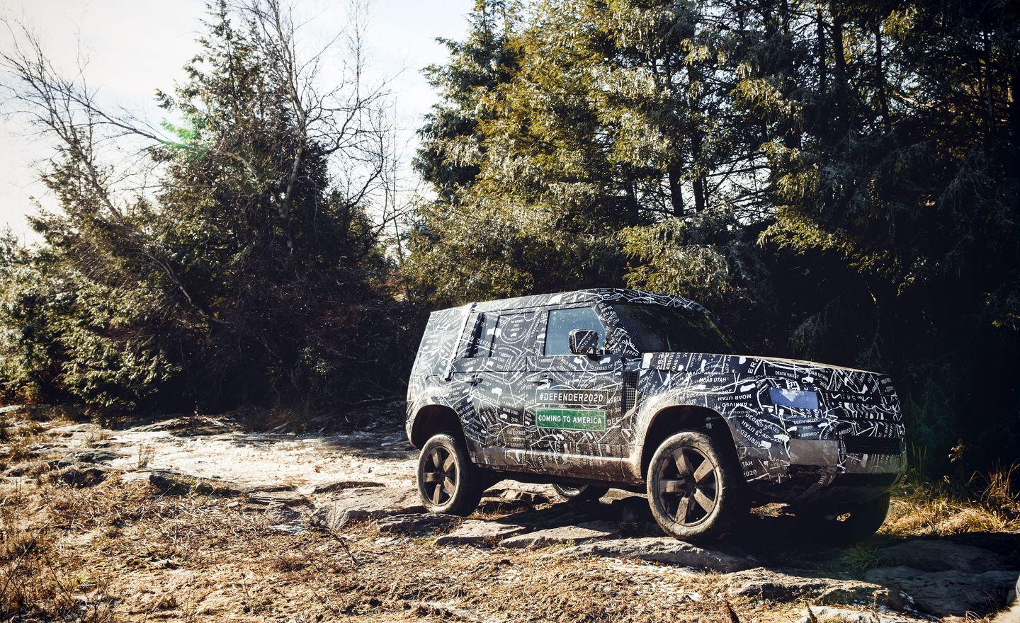 <p>But like with the hazy reveal date, Land Rover has said nothing about the on-sale date of the new Defender besides saying it will be available in 2020.</p>