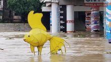 LGU orders preemptive evacuation after second alarm raised in Marikina River