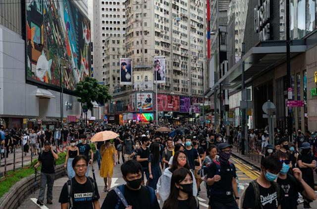 Reuters: New Telegram feature will protect HK protesters' identities