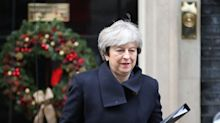 Conservatives go ahead in the polls for first time since June after Brexit deal