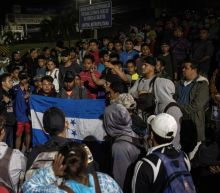 Mexico said latest migrant caravan won't pass - Guatemala president