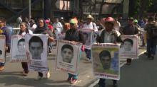 Restos de estudante mexicano são identificados