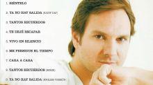 Siéntelo, el disco de Javier Cárdenas que habías olvidado