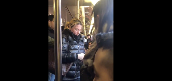 'Good Samaritan' stops racist subway attack