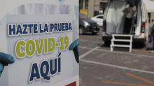 Se salva de atraco en Ciudad de México por ser positivo a COVID-19