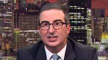 John Oliver Savagely Rates Trump's Lying Skills After Sharpiegate