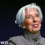 IMF's Lagarde says risk of sharper global growth decline has increased