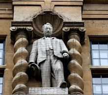 Boris Johnson says college agreeing to remove Rhodes statue 'like politician changing Wikipedia entry'