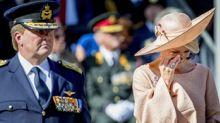 Máxima de Holanda vuelve a llorar
