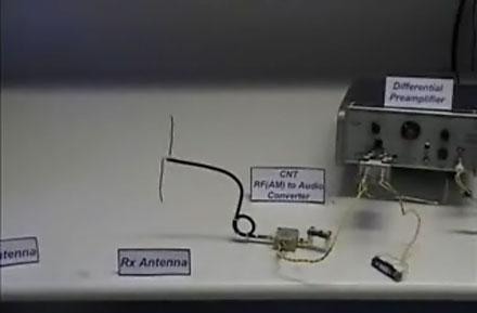 UC Irvine researchers tout first nano-scale radio