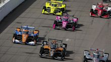 """Dixon: O'Ward is """"one of the best guys on the track"""" in IndyCar"""