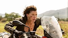 Milla Jovovich's 'Resident Evil' stunt double sues over horror crash