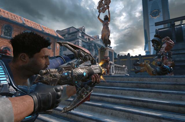 Microsoft announces 'Gears of War 4' eSports Pro Circuit