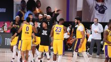 The Lakers feel like they're ready for the playoffs