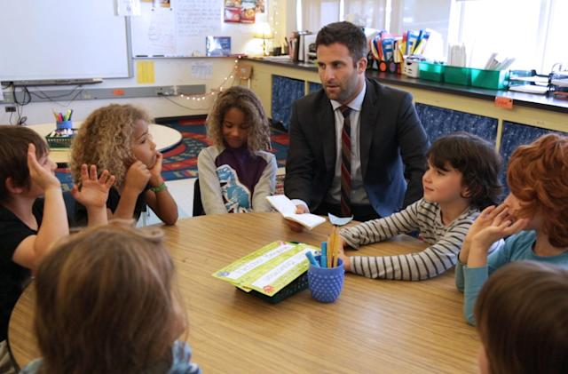 On the Brink of Greatness: Startup pitches to first graders