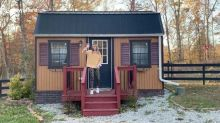 These Parents Built Their Teens Tiny Houses, So Everyone Could Get Some Space