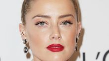 Amber Heard pens heartfelt essay about domestic abuse