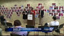 Minneapolis mayor welcomes same-sex couples to get married in his city