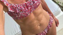 50-year-old Davina McCall divides opinion with latest bikini selfie