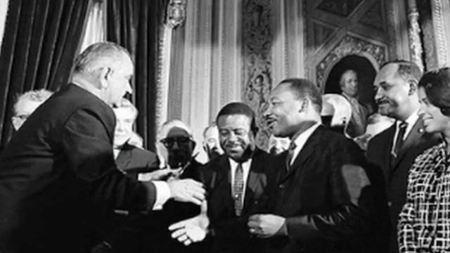 LBJ library to host civil rights summit