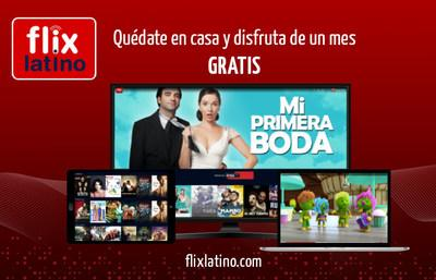 FlixLatino Available Free For One Month
