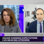 Higher earnings expectations can mean big letdowns: Morning Brief