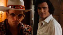 Taron Egerton está encantado con la escena sexual tórrida que tuvo con Richard Madden en el biopic de Elton John