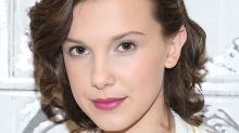 Millie Bobby Brown, Kristen Bell, and more celebs who can't get enough of this unexpected fall lipstick color