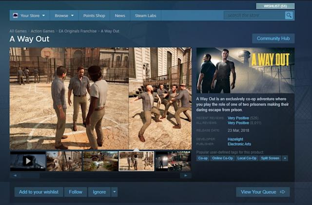 Steam's Remote Play Together feature now works without an account